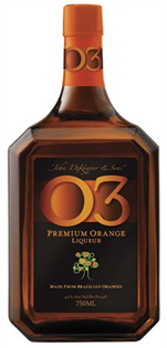 Dekuyper Liqueur O3 Premium Orange 750ml